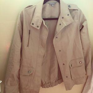 Tan jacket from Nordstrom BP